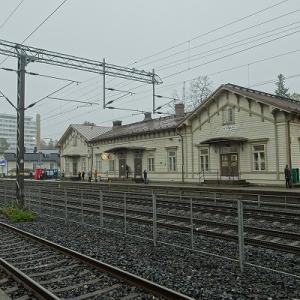 フインランド13 10月19日 【 鉄道博物館 トラムに乗って  】