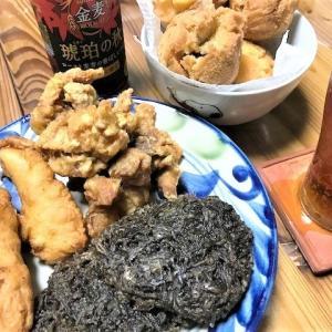 久しぶりの沖縄飯