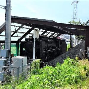 戦時型D51787 【 御代田交通記念館 しなの鉄道 】