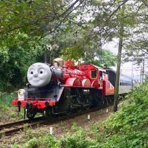 赤い蒸気機関車と朝ラーメン 【 虎徹 藤枝 】