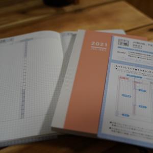 「来年の手帳事情」2021のジブン手帳は1日1ページのDAYsにしたよ。