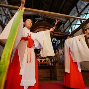 吉川八幡神社 令和二年弥生朔日 月次祭