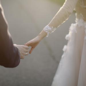 【ウェディングドレスを購入!】エニーブライダルでドレスとタキシードをセミオーダー☆