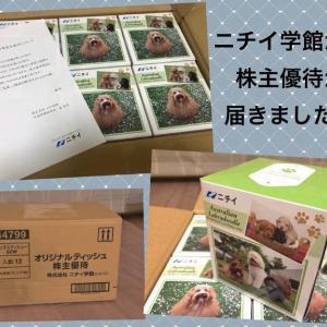 【株主優待】ニチイ学館(9792)から株主優待が届きました!【2019年】