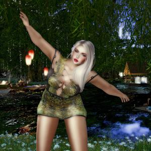Ewa Boutique の Fabulously Free in SL Group の septembre Gift