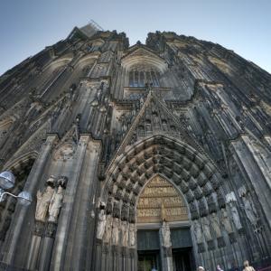 ベルギー旅行!【ちょこっとドイツ編】圧巻のケルン大聖堂に息を飲み、マックで休憩