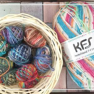 【購入品など】マルティナさんとしあわせを編む魔法の毛糸フェア