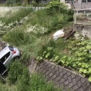 旭川市末広6条8丁目で車が川へ転落した場所(現場)はどこ?本当の原因についても調査