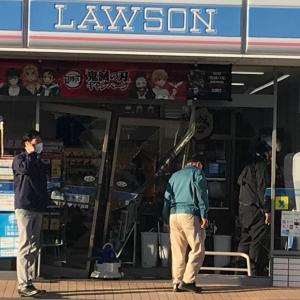 北海道帯広市内のコンビニ(ローソン)に車が突っ込んだ場所はどこの何店?原因についても