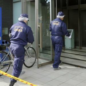 大阪市浪速区下寺一丁目のマンションで男が死亡した原因は何?犯人は逃亡中?
