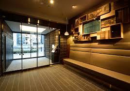 東京相談所:熱中症対策のため1Fのエントランスホールでひと休みしてお越しください。