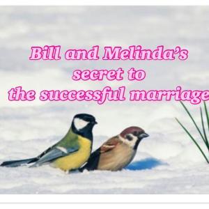 ビルゲーツの夫婦関係