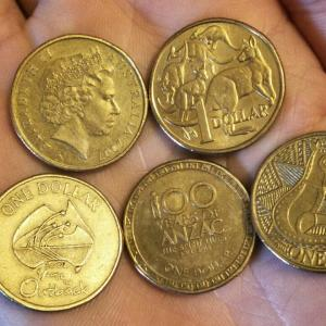 貴重なコイン!