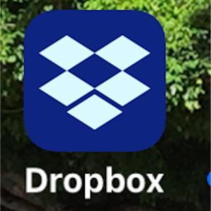 Dropbox無料版を使ってみた