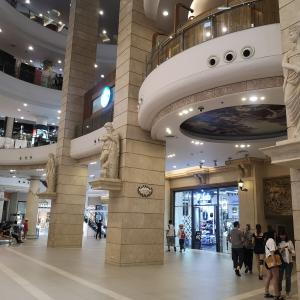 ターミナル21  Terminal21 ショッピングセンター