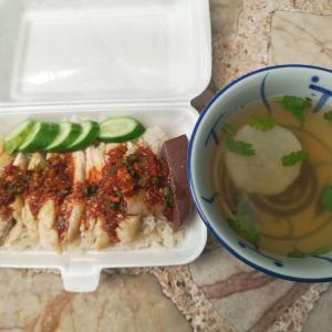 最近のタイ飯 Recent Thai food