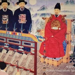 光化門広場の集会と世宗大王の物語(セジョン イヤギ)