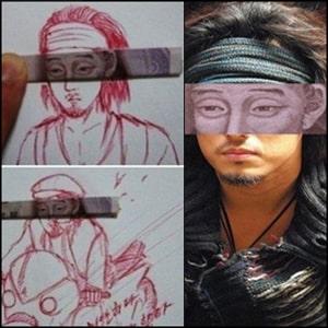 ソ ジソブと1,000ウォン紙幣の退渓(テゲ)李滉(イファン)