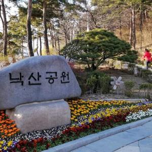 城郭散歩 漢陽都城(ハニャントソン)~駱山(ナクサン)公園