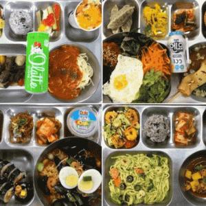 韓国の給食とオーガニック農産物 配送事業