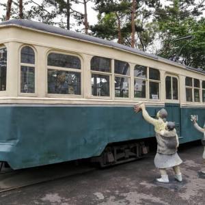 路面電車&家で楽しむVR博物館
