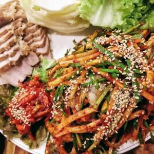 牡蠣とうなぎ料理 クルイェチャン