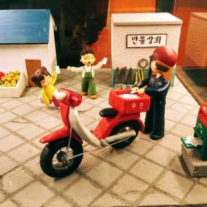 ヌリンポスト&オンギ郵便箱