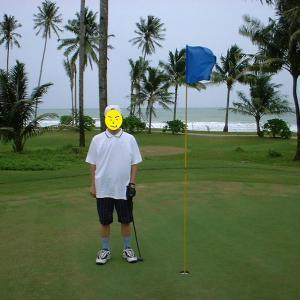 本コース第8戦!ラグーナビンタンゴルフクラブ(2001年1月)
