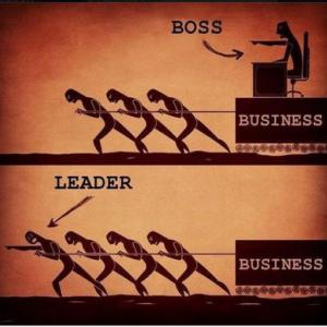 ボスとリーダーの違いとは?大企業の社長はボスでいいけど中小企業の社長はリーダーでないとダメな理由