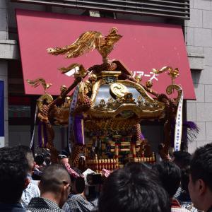 三社祭りと交通事情