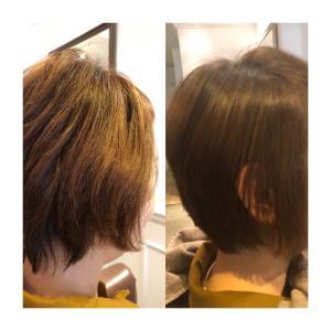 髪の毛が与える印象