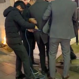 オトリ作戦による不当逮捕!