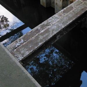 宮野木JCTの廃橋
