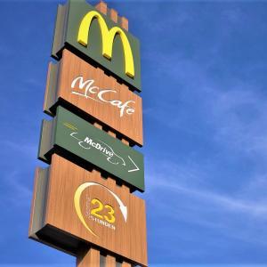 【MCD】マクドナルド 利益率の高いFC事業が株主にもたらす利益