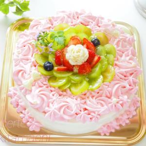 1番人気のデコレーションケーキ♡