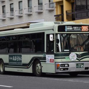 京都200か1705