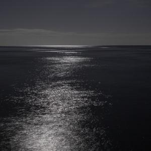149歩 月光に輝く海 編