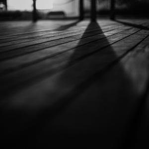 155歩 木目と光の共演  編