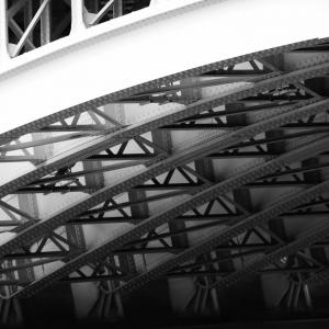 168歩 大阪の橋の裏側探検 編