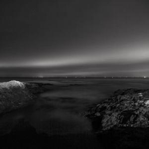 54歩 夜の海を眺めに 編
