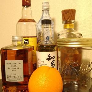 ウイスキーレシピ その壱