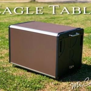 1台3役の多機能折り畳みテーブル「EAGLE TABLE」がすごい!【PR】