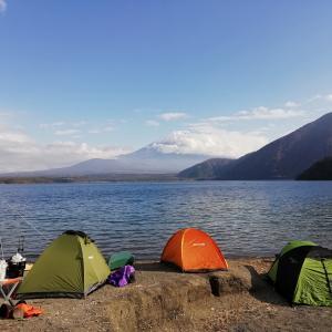 【ニガテなキャンプに、行ってみた。】ファミキャン4年目、心境に変化?
