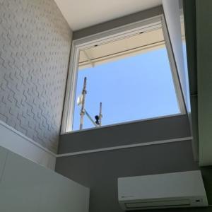 FIX窓を交換した話