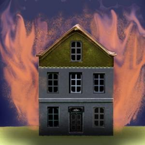 新居に消火器、用意してますか?