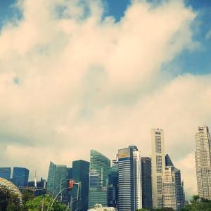 シンガポールへ引っ越し! move to singapore!