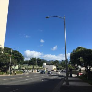 ハワイでタイ料理。タピオカいっぱい