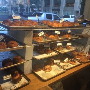 平日午前中が勝負のパン屋