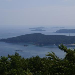 絶景巡り16日目 8月18日(日) おしか卸番所公園~松島~西蔵王