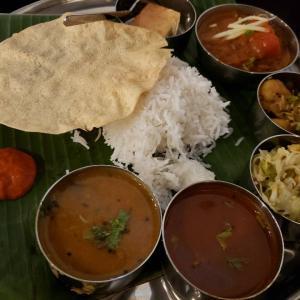 まさかバナナリーフが横浜で!?それもかなり本格的!南インド料理店 bodhi sena